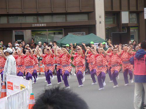 Tokyo marathon photos