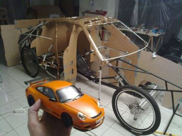 Porsche bicycle