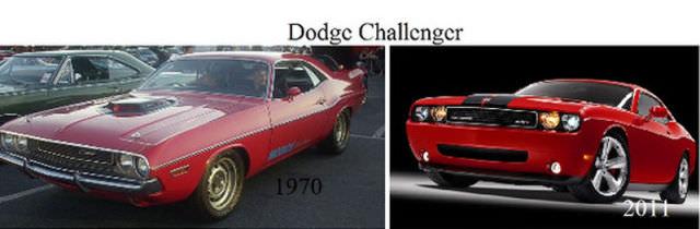 classic cars vs modern
