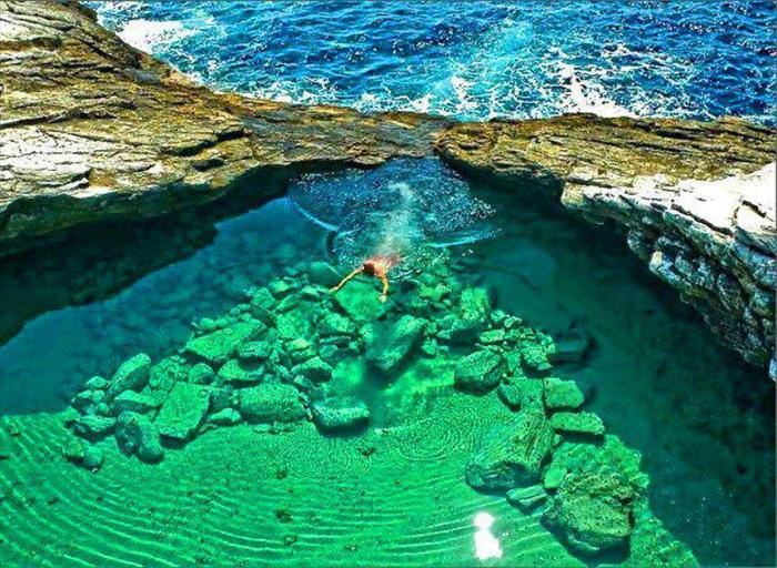 The 10 Most Beautiful Natural Pools Travel Babamail