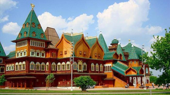 Kolomenskoye palace