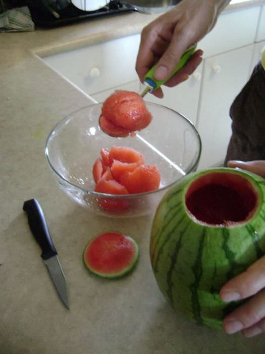 watermelon DIY