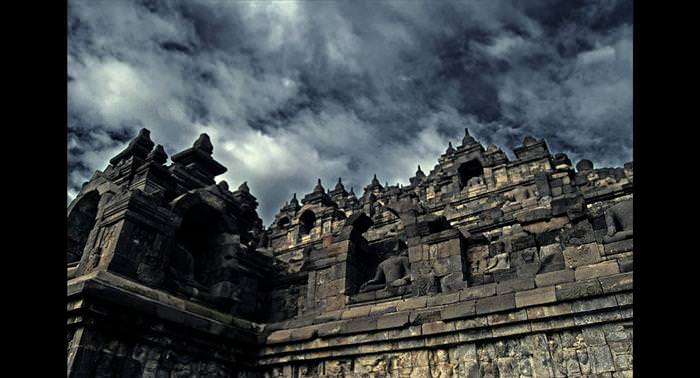 borobudur photos