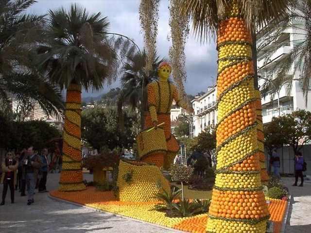 festival of lemons