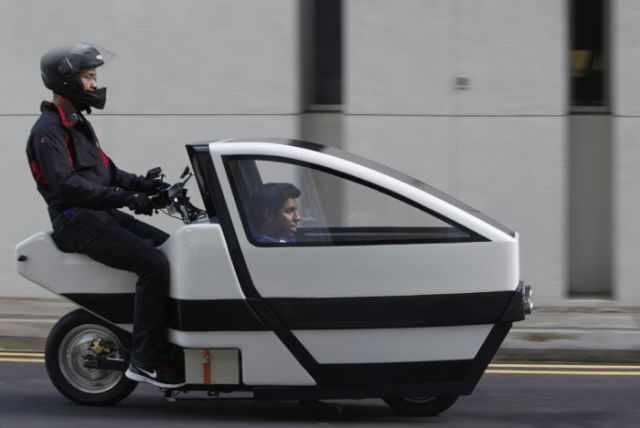 weird vehicles