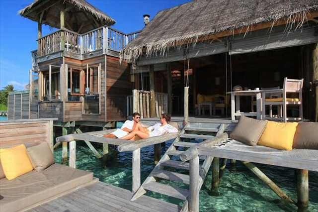maldives cabins