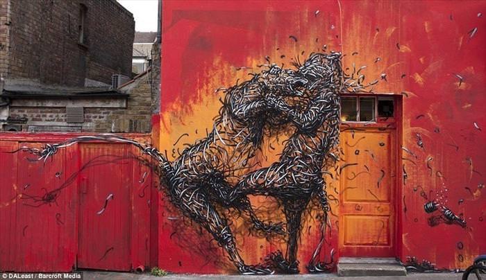 street art DALeast