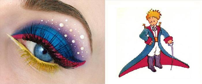 eye makeup art
