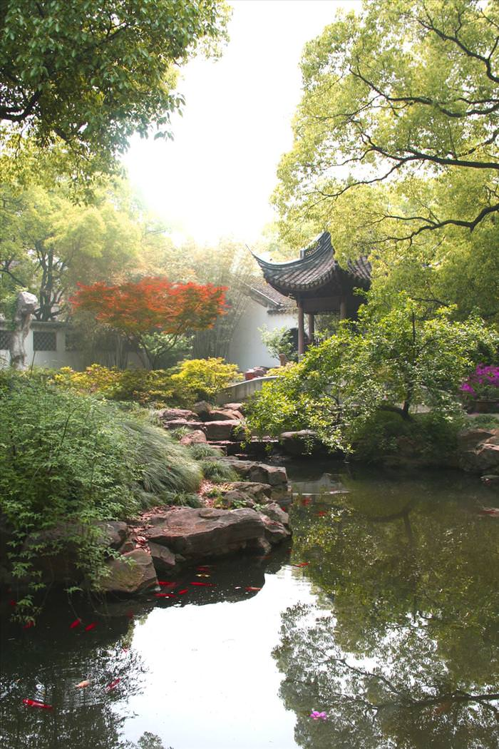 The Magnificent Art Of The Chinese Garden
