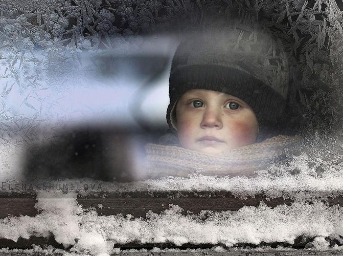 russian mother rural photos