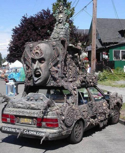 absurd cars