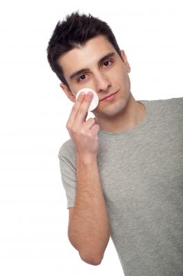 man skin care