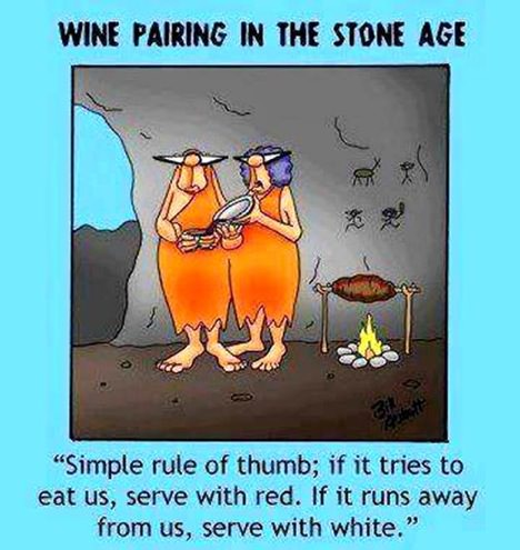 funny wine photo