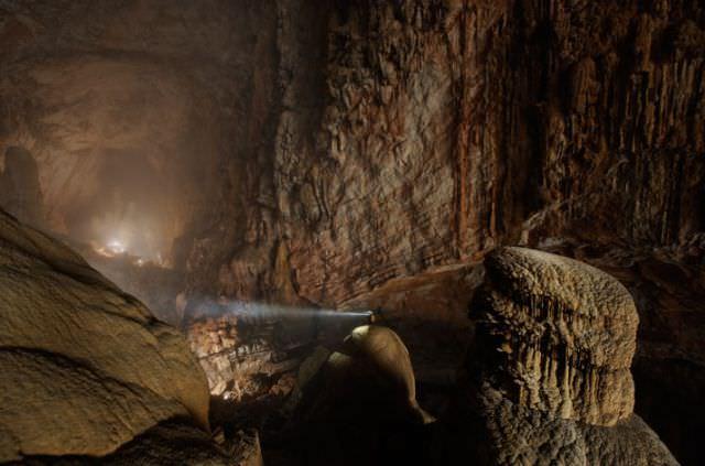Imágenes de la cueva más grande del mundo