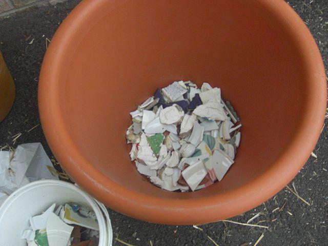 reuse broken items