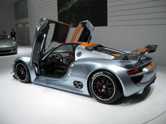 Porsche 918 Spyder. 10 Of The Most Expensive Cars In The World