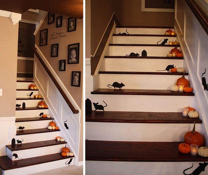 25 DIY halloween Decoration Ideas