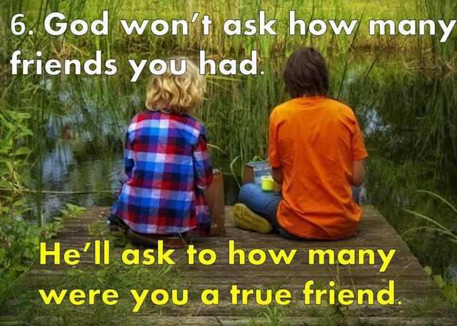 god wont ask