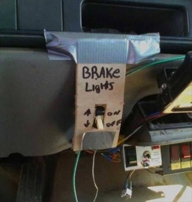 Redneck Repairs