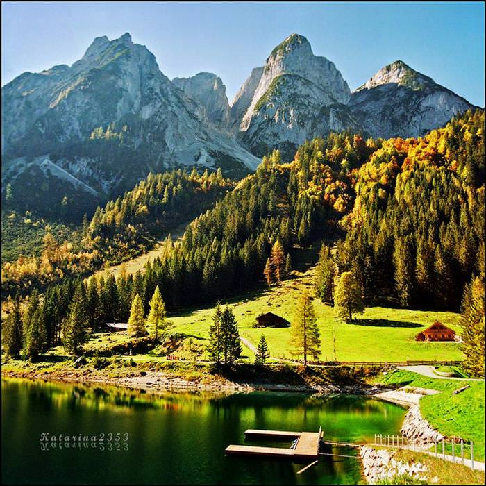 austria most beautiful - photo #2