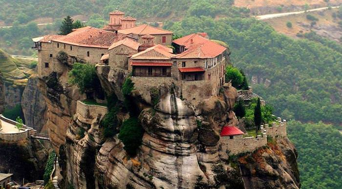 30 Cliff-side Villages