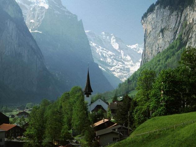 30 Photos of Switzerland