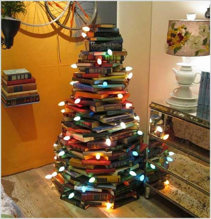 30 Creative and Amazing DIY Christmas Trees Anyone Can Make
