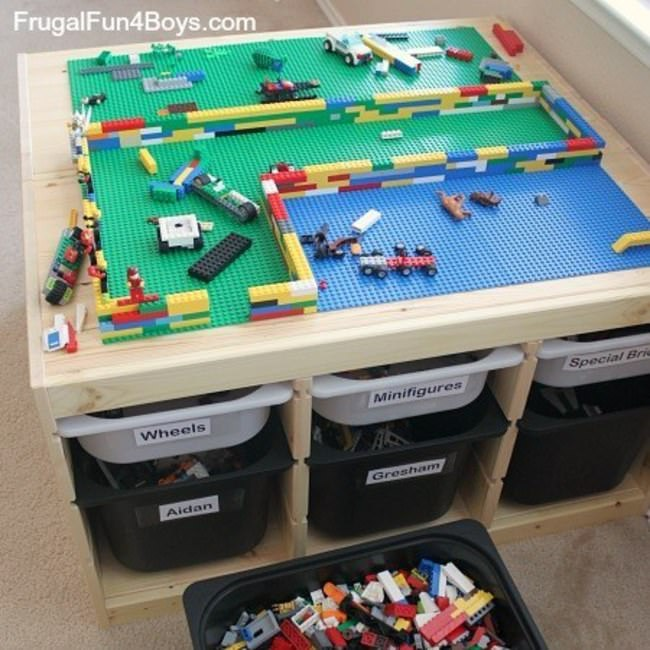 13 Creative Ikea Solutions for Parents