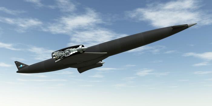 Hypersonic Plane