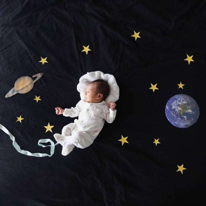 25 Adorable Photos of Baby Sleeping