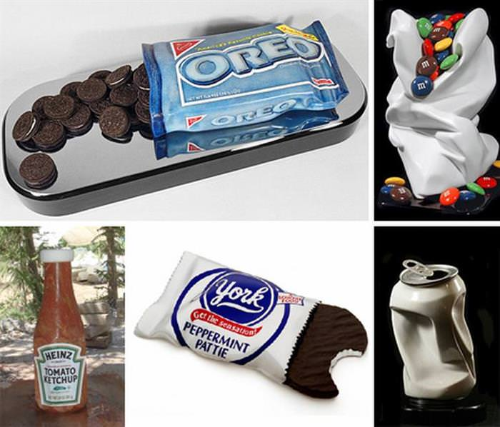 15 Edible Works of Food Art