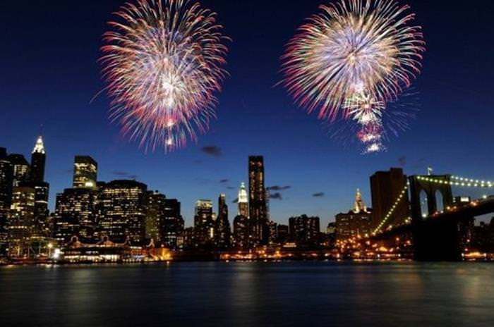 20 Places from Around the World Celebrating New Year's