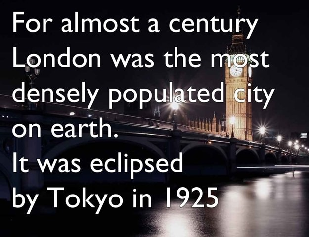 London facts