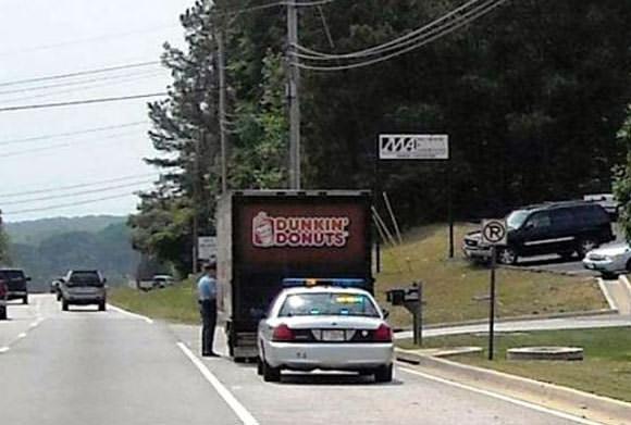 funny police photos