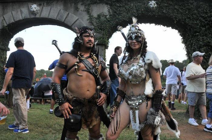 Texas Renaissance fair