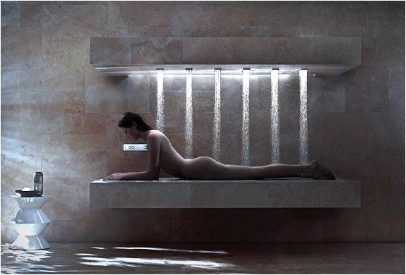 innovative shower