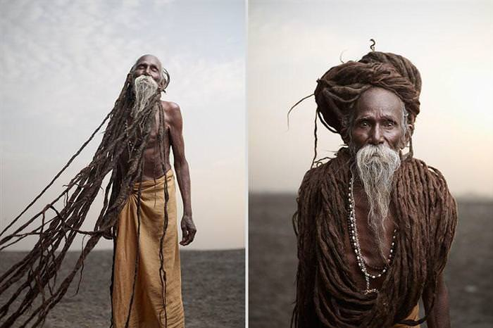 Aghori Monks