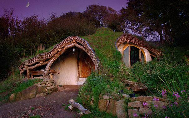 fairy tale cabins