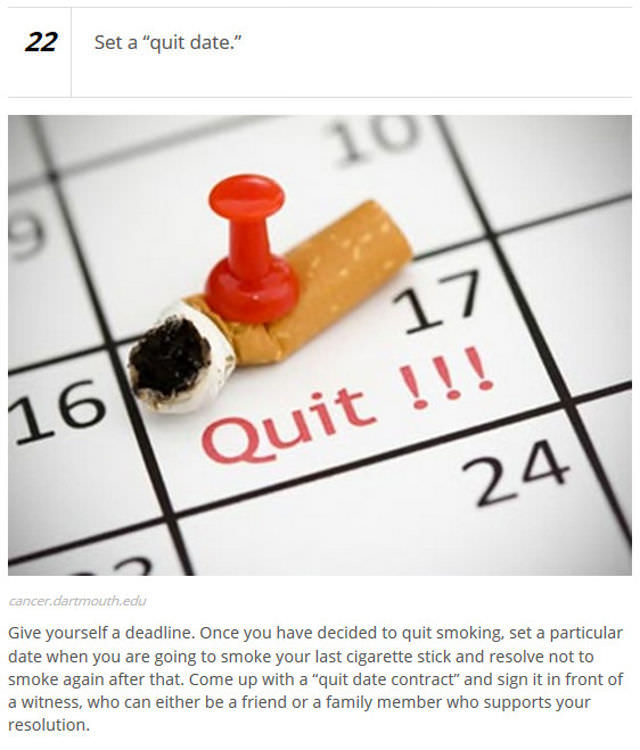 ways to quit smoking essay As your body gets used to not smoking, you decrease the amount of gum chewed and eventually quit altogether this particular method is not without its side effects, however some common, mild side effects include: injury or irritation to mouth, teeth, or dental work, belching, headaches, increased appetite, increased watering of the mouth, jaw-muscle ache, and sore mouth or throat (national library of medicine,2002).