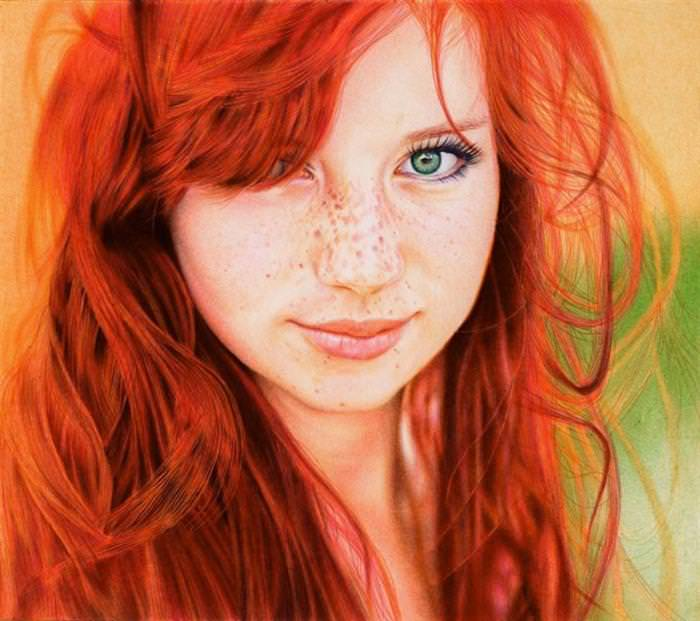 photo-realistic paintings