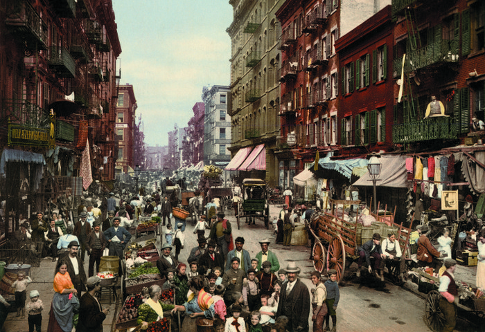 first color photographs