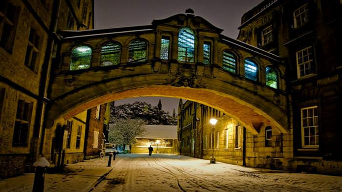 Oxford University photos