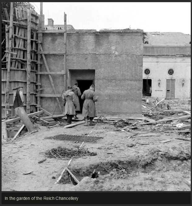 hitler's bunker
