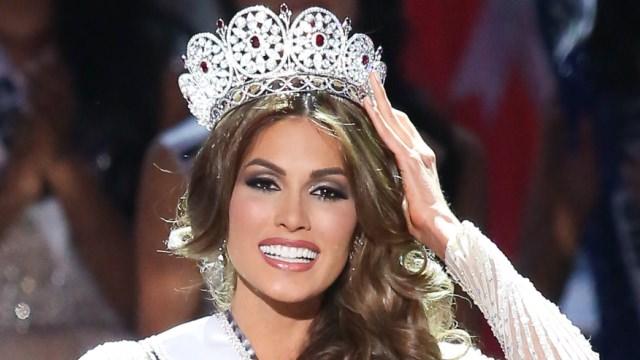 Miss Universe 2014 Winner Name Miss universe