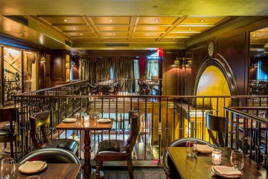 beautiful restaurants and bars