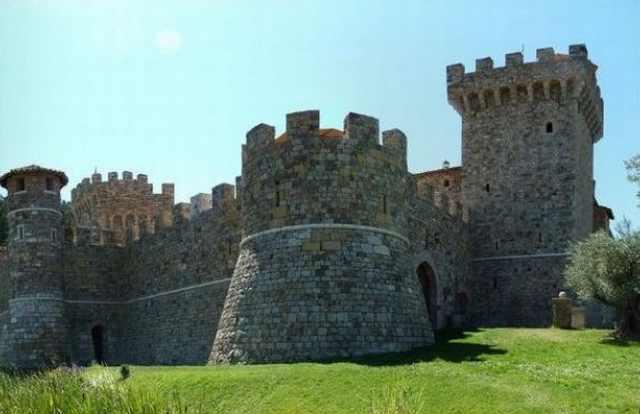 usa castles