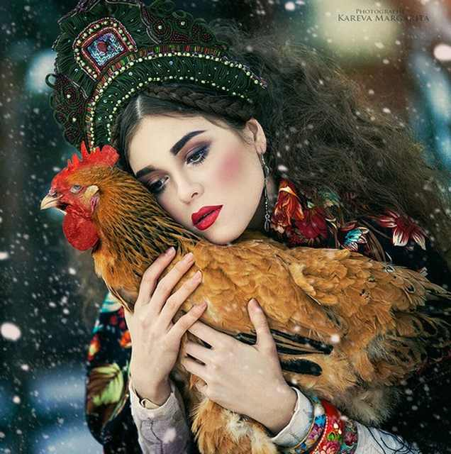 Margarita Kareva photos