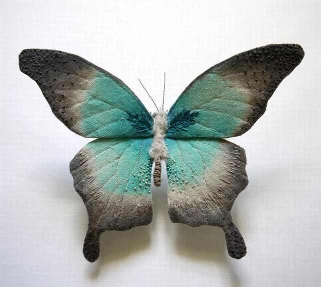 cloth butterfly yumi okita