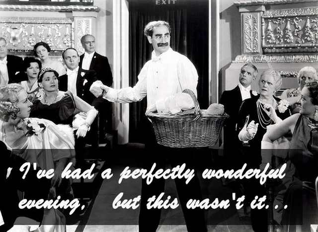 The 10 Best Quotes By Groucho Marx