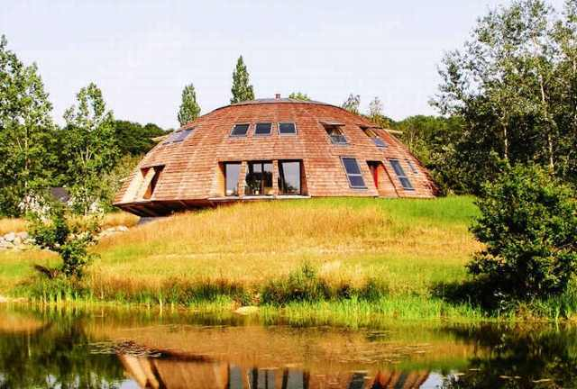 Domed HOuse